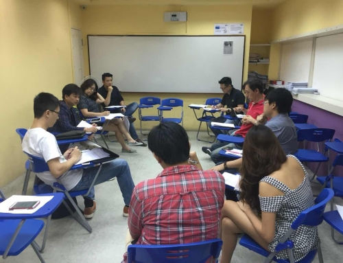 Weekly Meetup of Interim Committee