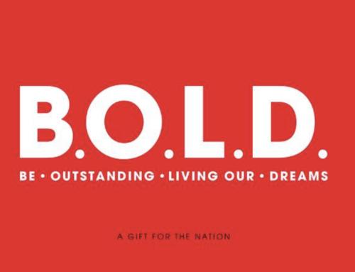 B.O.L.D  Book