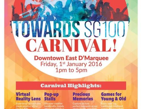Towards SG100 Carnival